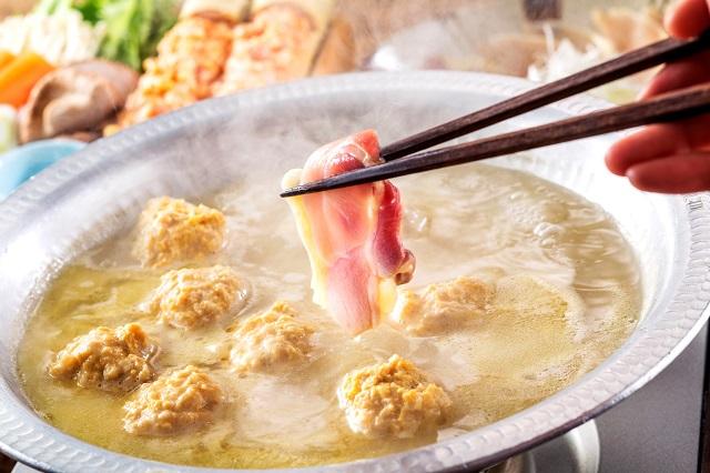 塚田の水炊き
